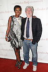 Mellody Hobson and her husband George Lucas arrive at the Gordon Parks Foundation 2014 Award Dinner and Auction on June 3, 2014 at Cipriani Wall Street, located on 55 Wall Street.