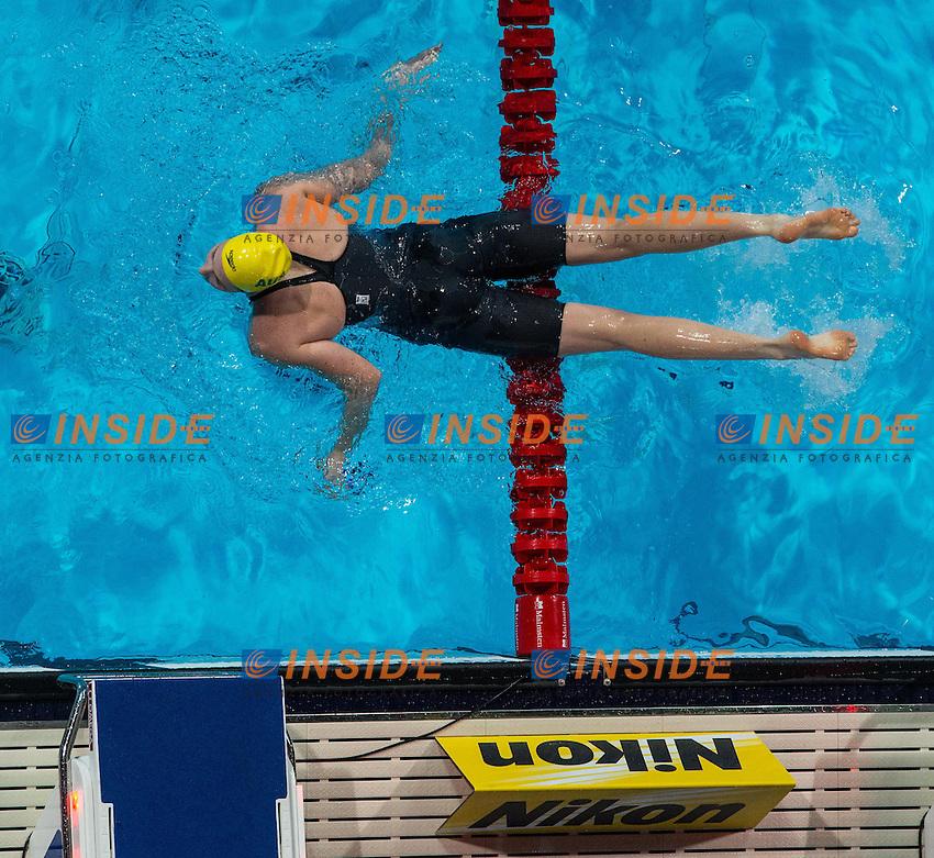 CAMPBELL Cate Australia AUS<br /> 50 Freestyle Women<br /> 15th FINA World Aquatics Championships 2013<br /> Day 14 Swimming final<br /> Barcelona 20 July - 4 August 2013<br /> Photo D.Montano/Insidefoto/Deepbluemedia.eu