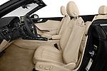 Front seat view of a 2018 Audi A5 Cabriolet Premium Plus 2 Door Convertible front seat car photos