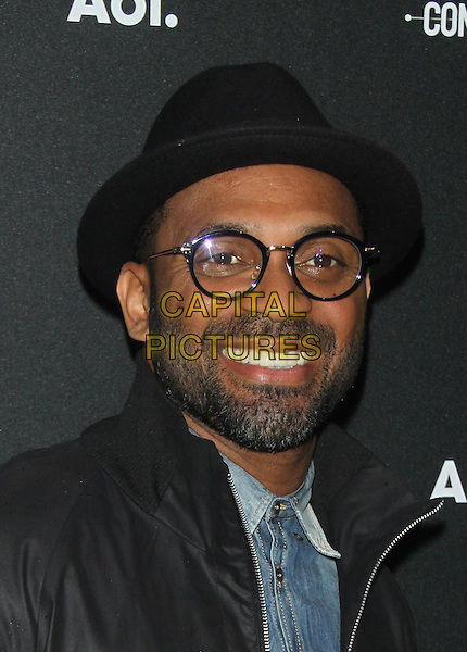 NEW YORK, NY - APRIL 29: Mike Epps at the 2014 AOL NewFront at the Duggal Greenhouse on April 29, 2014 in the Brooklyn borough of New York City. <br /> CAP/MPI/RW<br /> &copy;RW/MPI/Capital Pictures