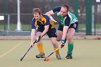 Romford HC vs Chelmsford HC 3rd XI 25-01-14