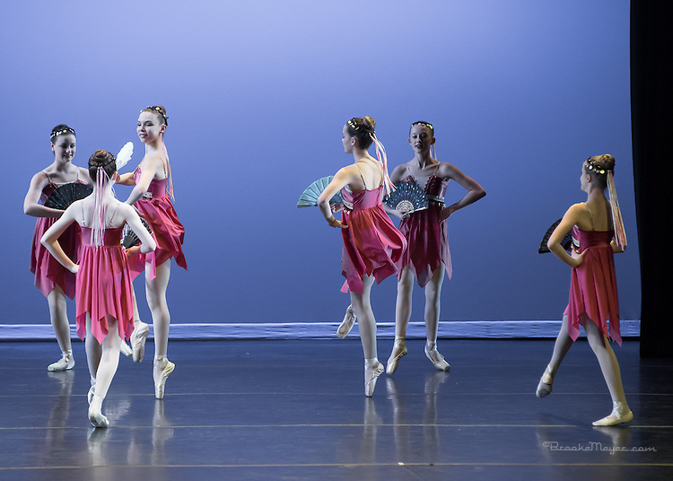 """""""United We Dance"""", the combined production of 3D Project Jazz and Cary Ballet companies Spring Concert. Saturday, 1:30 PM, Cary Arts Center, 15 March 2014"""
