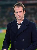 FUSSBALL  DFB-POKAL  VIERTELFINALE  SAISON 2012/2013    FC Bayern Muenchen - Borussia Dortmund          27.02.2013 Mehmet Scholl (ARD Experte)