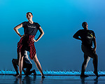 """Combined Tech & Dress Rehearsal of """"Jazz Around The World"""", the Spring Production of 3D Project Jazz Company. Cary Arts Center, 29 March 2019"""
