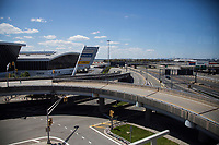 NEW YORK, NY - MAY 12: View of Terminal 1 of John F. Kennedy International Airport on May 12, 2020 in New York, NY. (Photo by Pablo Monsalve / VIEWpress via Getty Images)