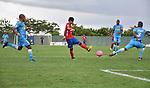 Independiente Medellín venció 2-0 a Jaguares. Fecha 16 Liga Águila II-2018.