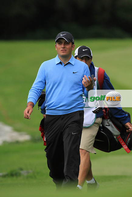 Francesco Molinari walks to the green after playing his second shot from the forth fairway on day three of the 3 Irish Open, at the Killarney Golf and Fishing Club, Killarney, Ireland.Picture Fran Caffrey/www.golffile.ie.