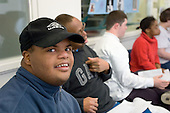 Weekly students' meeting at Paddington Integration Project, which supports young people with learning difficulties in education and training