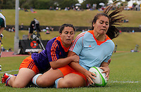 151115 Sevens - NZ Women's Sevens Series Final