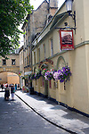 Crystal Palace public house, Bath, England