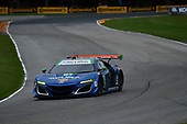 IMSA WeatherTech SportsCar Championship<br /> Continental Tire Road Race Showcase<br /> Road America, Elkhart Lake, WI USA<br /> Friday 4 August 2017<br /> 93, Acura, Acura NSX, GTD, Andy Lally, Katherine Legge<br /> World Copyright: Richard Dole<br /> LAT Images<br /> ref: Digital Image DSC_5883