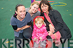Ballyspillane parent and toddler group in Killarney are currently seeking new members to join the fun social group for parents and children. Parents can enjoy a coffee and chat while children play in the specifically designed outdoor and indoor facilities for children. .L-R  Family Support Workers  Sophia Fitzgerald  and Shelia Harmon with Jenny and Sarah O'Connor who attend the weekly group. ...