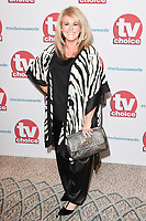 Sally Lindsay<br /> arriving for the TV Choice Awards 2017 at The Dorchester Hotel, London. <br /> <br /> <br /> &copy;Ash Knotek  D3303  04/09/2017