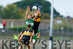 Gavin White  Dr Crokes in action against Jonathan Lyne Legion in the Quarter Final of the Kerry Senior Football Championship between Dr Crokes and Legion at Fitzgerald Stadium Killarney on Sunday.