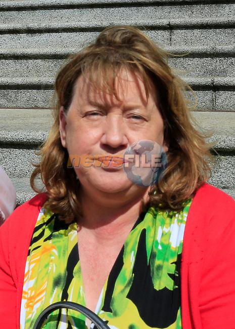 Ann Bellew<br /> Vox Pop 29/8/13<br /> Picture www.newsfile.ie
