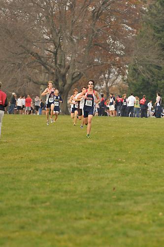 FAA Cross Country Championships.Waveny Park, New Caanan.November 10, 2009..