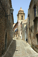 Erice, Sicily, Italy
