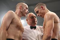 Danny McIntosh vs Matthew Barney at the  Norwich Showground, Norwich 28th February 2009