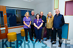 At the Kerry Hospice Foundation and HSE open day people to view the New In Patient Unit on Friday <br /> Denny Long, Paddy Prendergast, Mike Walsh and Paddy Joyce with Sheena O'Leary and Angela O'Carroll