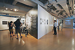 An exhibition looking back at the history of American motorcycle manufacturer Harley-Davidson as well as its chapter in Japan was held at BankART 1929, Yokohama (Japan) in July 2008.