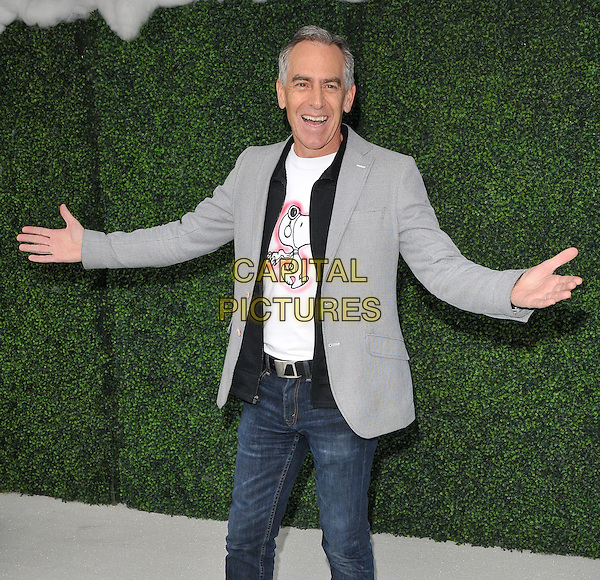 Steve Martino attends the &quot;Snoopy &amp; Charlie Brown: The Peanuts Movie 3D&quot; gala film screening, Vue West End cinema, Leicester Square, London, England, UK, on Saturday 28 November 2015.<br /> CAP/CAN<br /> &copy;Can Nguyen/Capital Pictures