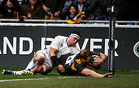 Wasps v Leinster 20160123