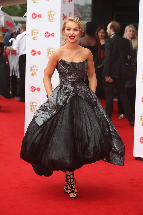 Katie Piper<br />  arriving at the Bafta Tv awards 2017. Royal Festival Hall,London  <br /> ©Ash Knotek