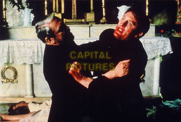 Under the Sun of Satan (1987) <br /> (Sous le soleil de Satan)<br /> Maurice Pialat, Gerard Depardieu<br /> *Filmstill - Editorial Use Only*<br /> CAP/KFS<br /> Image supplied by Capital Pictures