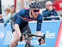 Picture by Allan McKenzie/SWpix.com - 14/07/17 - Cycling - HSBC UK British Cycling National Circuit Series - Velo29 Altura Criterium - Stockton, England - Ed Clancy.