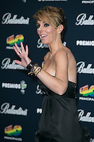 Rocio Carrasco attend the 40 Principales Awards at Barclaycard Center in Madrid, Spain. December 12, 2014. (ALTERPHOTOS/Carlos Dafonte) /NortePhoto