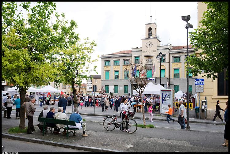 VENARIA REALE - Piazza Municipio