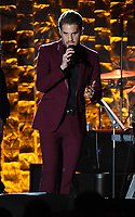 NEW YORK - JANUARY 27: Ben Platt performs at the 2018 Clive Davis Pre-Grammy Gala at the Sheraton New York Times Square on January 27, 2018 in New York, New York. (Photo by Frank Micelotta/PictureGroup)
