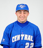 CCSU Baseball Headshots 1/19/2016