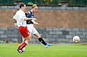 16/10/2010   Copyright  Pic : James Stewart.sct_jsp010_stirling_v_dundee  .:: LEIGH GRIFFITHS SCORES DUNDEE'S GOAL ::  .James Stewart Photography 19 Carronlea Drive, Falkirk. FK2 8DN      Vat Reg No. 607 6932 25.Telephone      : +44 (0)1324 570291 .Mobile              : +44 (0)7721 416997.E-mail  :  jim@jspa.co.uk.If you require further information then contact Jim Stewart on any of the numbers above.........