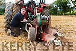 Michael P Donnegan Causeway in action at the South Kerry Ploughing Championships in Fossa on Sunday