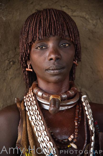Authoritative message hamar tribe