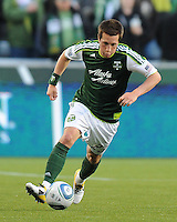 Portland Timbers vs AFC AJAX International Exhibition at Jeld-Wen Field, in Portland Oregon, May 25, 2011.  The AFC AJAX defeated the Portland Timbers 2-0.