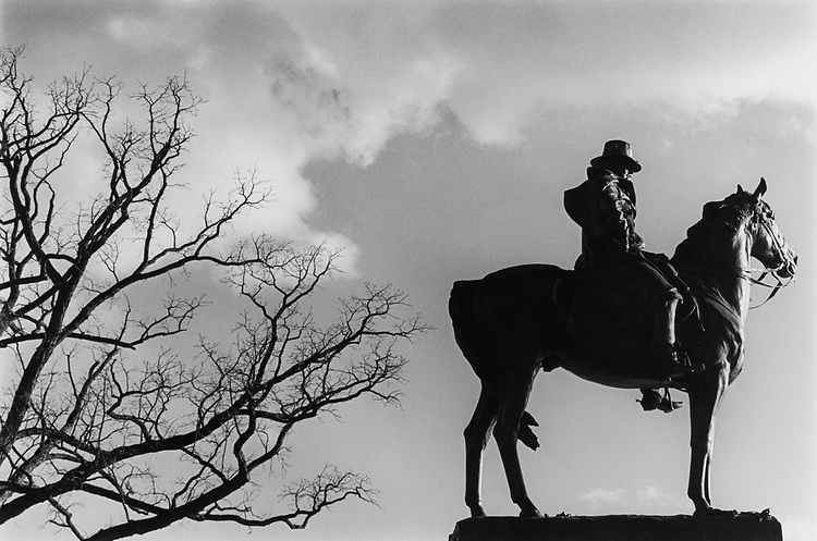 Ulysses S. Grant Memorial statue on the west front of the Capitol. (Photo by Chris Martin/CQ Roll Call via Getty Images)