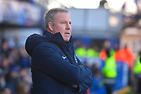 Portsmouth Manager Kenny Jackett during Portsmouth vs Doncaster Rovers, Sky Bet EFL League 1 Football at Fratton Park on 2nd February 2019