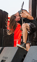 Battlecross at Mayhem Fest 2013 in Atlanta, GA.