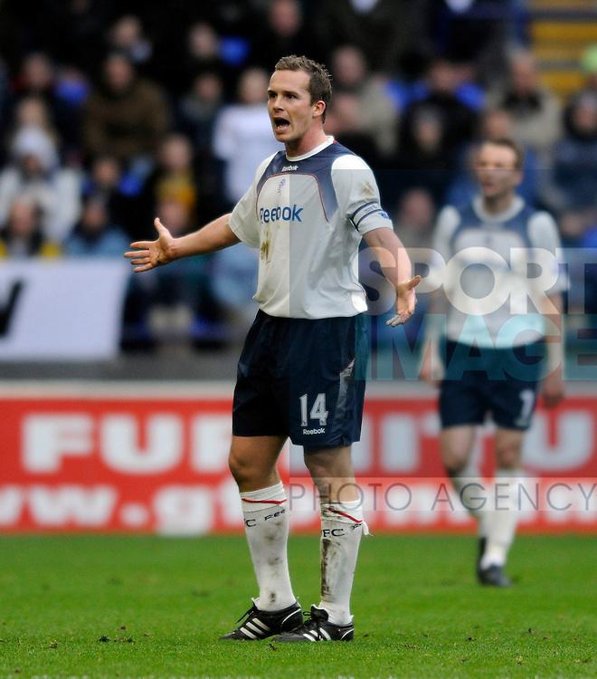 Bolton's Kevin Davies.
