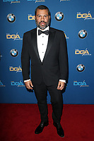 BEVERLY HILLS, CA - FEBRUARY 3: Jordan Peele   at the 70th Annual Directors Guild of America Awards (DGA, DGAs), at The Beverly Hilton Hotel in Beverly Hills, California on February 3, 2018.  <br /> CAP/MPI/FS<br /> &copy;FS/Capital Pictures