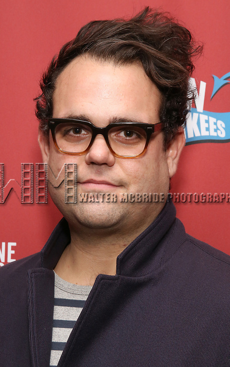 Greg Hildreth attends the cast party for the Roundabout Theatre Company presents a One-Night Benefit Concert Reading of 'Damn Yankees' at the Stephen Sondheim Theatre on December 11, 2017 in New York City.
