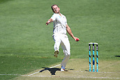 1st December 2017, Basin Reserve, Wellington, New Zealand; International Test Cricket, Day 1, New Zealand versus West Indies;  Neil Wagner bowling