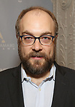 Alexander Gemignani  attends the 63rd Annual Drama Desk Awards Nominees Reception on May 9, 2018 at Friedmans in the Edison Hotel in New York City.