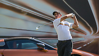 Chase Koepka (USA) during the final round of the BMW SA Open hosted by the City of Ekurhulemi, Gauteng, South Africa. 13/01/2017<br /> Picture: Golffile | Tyrone Winfield<br /> <br /> <br /> All photo usage must carry mandatory copyright credit (&copy; Golffile | Tyrone Winfield)