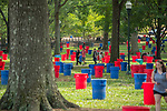 Must be Friday before game day.  Photo by Kevin Bain/Ole Miss Communications