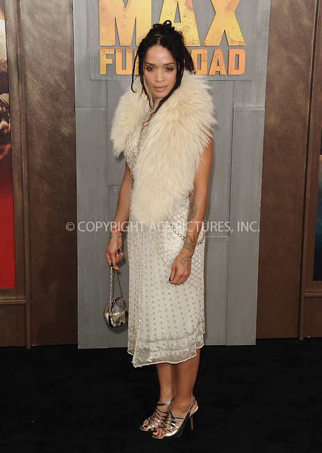WWW.ACEPIXS.COM<br /> <br /> May 7 2015, LA<br /> <br /> Lisa Bonet arriving at the premiere  'Mad Max: Fury Road' at the TCL Chinese Theatre on May 7, 2015 in Hollywood, California. <br /> <br /> By Line: Peter West/ACE Pictures<br /> <br /> <br /> ACE Pictures, Inc.<br /> tel: 646 769 0430<br /> Email: info@acepixs.com<br /> www.acepixs.com
