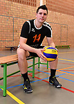 2018-09-18 / Volleybal / Seizoen 2018-2019 / Heist-Herenthout / Stef Van Looy<br /> <br /> ,Foto: Mpics