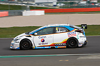 2020 British Touring Car Championship Media day. #4 Sam Osborne. MB Motorsport accelerated by Blue Square. Honda Civic Type R